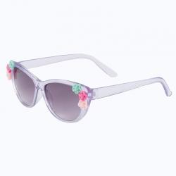 Littledesire Flower Design Girls Sunglasses