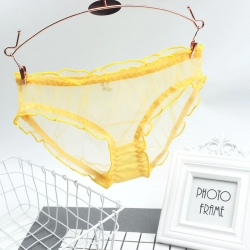 Lace Thongs Ultra-thin Mesh Transparent Panty
