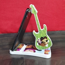 Guitar Plastic Mobile Phone Stand