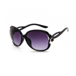 Stylish Vintage Big Frame Sunglasses