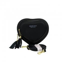 Littledesire Heart-shaped sling crossbody Mini Bag