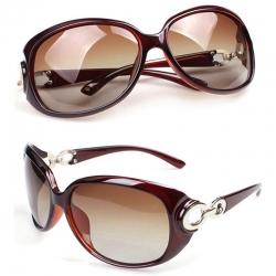Retro Designer Big Frame Sunglasses