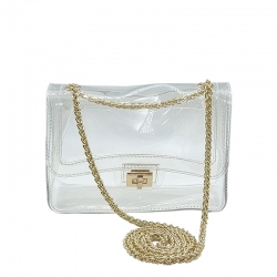 Littledesire Cute Candy Color Jelly Bag - 7 inch