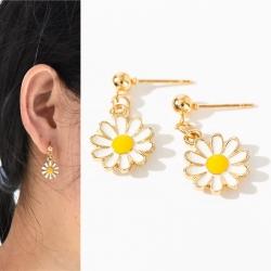 New Design Small Flower Earrings