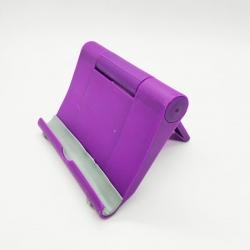 Portable Foldable Holder Fold Grip Adjustable Mobile Stand