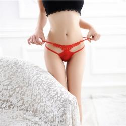 Bandage Sexy V-string High Rise Panty