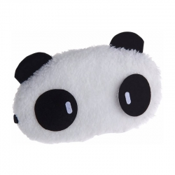 Cylinder Eyes Panda Sleeping Eye Mask