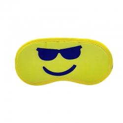Littledesire Printed Smile Sleeping Eye Mask