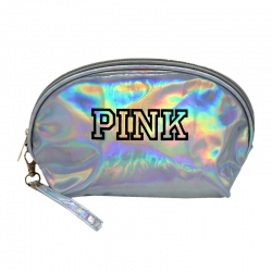Littledesire Waterproof Makeup Pouch Toiletry Pink Bag