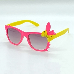 Littledesire Cute Rabbit Bow Style Girls Sunglasses