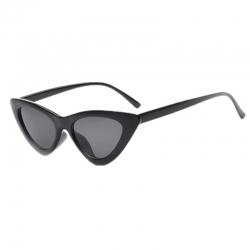 Littledesire Retro Triangle Cat Eye Women Sunglasses