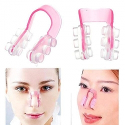 Soft Silicone Shape Straighten Nose Equipment Nose Care Beauty Clip
