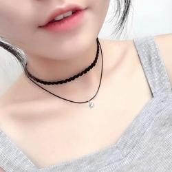 Cute Pendant Choker Necklace