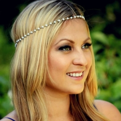 Bridal Hairwear Imitation Pearl Headbands