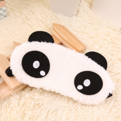 Cute Panda Sleeping Face Eye Mask