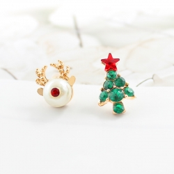 Christmas Party Stud Earring