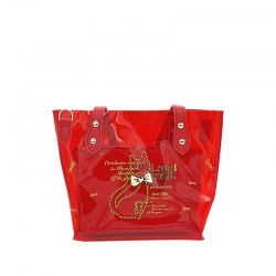 Littledesire Clear Transparent Fashion Bag