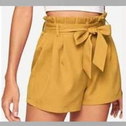 Littledesire Candy Colour Regular Fit Shorts