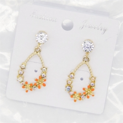 Littledesire Latest Flower Design Earrings