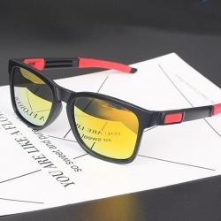 Littledesire Square Frame Unisex Sports Sunglasses