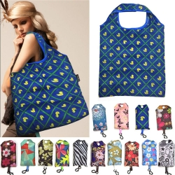 Reusable Eco Portable Bag Foldable Shopping Travel Grocery Bags
