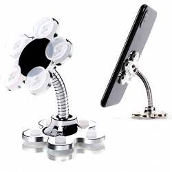 Mobile Phone Stand Magic Suction Cup Holder Mount