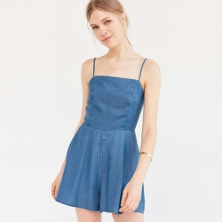 Girls Popular Short Jumpsuit