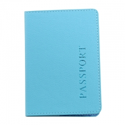 PU Leather Indian Travel Passport Cover