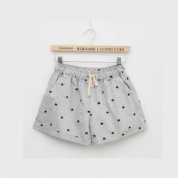 Littledesire Kitten Pattern Printed Hot Short Pants