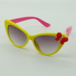Littledesire Girls Cute Butterfly Cateye Sunglasses