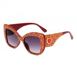 Littledesire Cateye Gradient Big Frame Women Sunglasses