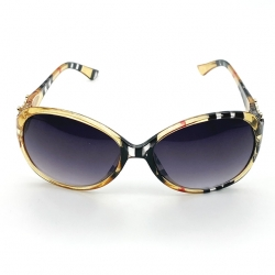 Fashion Oval Style Vintage  Women Sunglasses