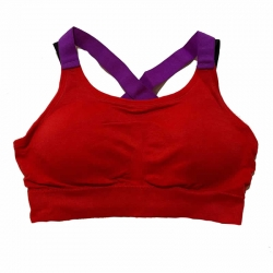 Cross Strap Gym Fitness Running Yoga Padded Sport Bra