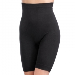 Women Blended High Waist Tummy & Thigh Slim n Lift Body Shaper