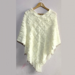 Women Winter Wear Woolen Poncho Sweater