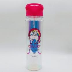 Unicorn Plastic Water Bottle 720ml