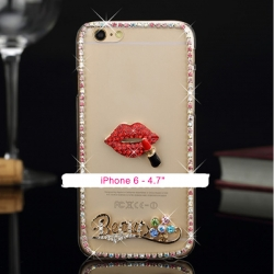 Luxury Diamond Rhinestone Case For iPhone 6