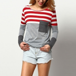 Full Sleeve College Girl High Fashion Top