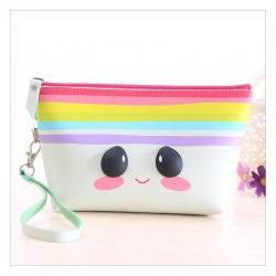 3D Portable Travel Cosmetic Organizer Bag - 5.5 inch