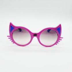 Cat Design Unisex Kids Cute Cartoon Sunglasses
