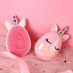 Cute Cartoon Unicorn Hair Brush
