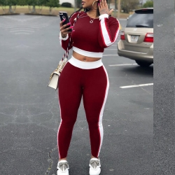 Side Stripe TrackSuit for Women