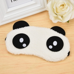 Pathetic Face Cute Panda Eye Mask
