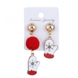 Littledesire Christmas Party Stud Earring