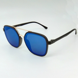 Littledesire Classic Design Blue Sunglasses