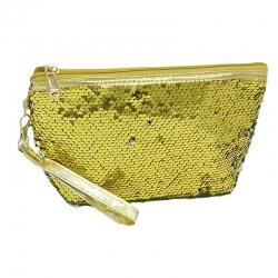 Littledesire Sequins Glitter Cosmetic Organizer Bag