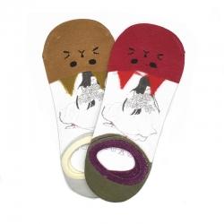 Littledesire Shallow Ship Lofer Socks - 2 Pairs