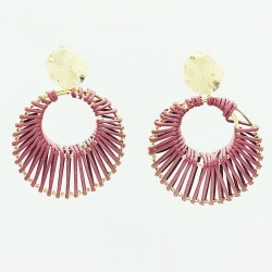 Elegant Hoop Fashion Earring