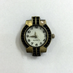 Antiqued Bronze Watch