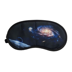 Littledesire Galaxy Print Sleeping Eye Mask